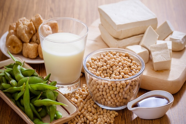 Phytoestrogens – Mother Nature's Little Helpers For Menopause Symptoms