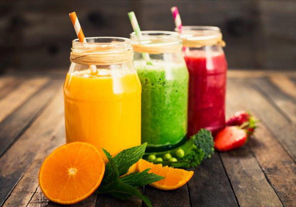 Juices or smoothies