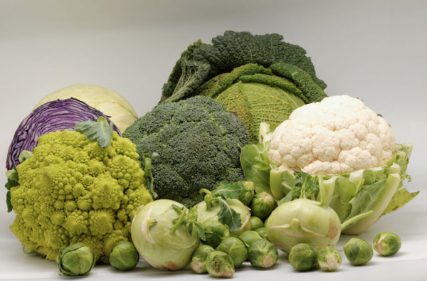 Why cruciferous vegetables should be on your plate all year round